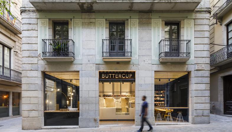 Buttercup, una caffetteria a Girona