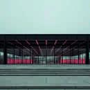 Neue Nationalgalerie Berlino visibile nel suo fascino rinnovato