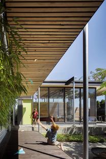 Densità urbana, Grasshopper Studio and Courtyard di Wittman Estes