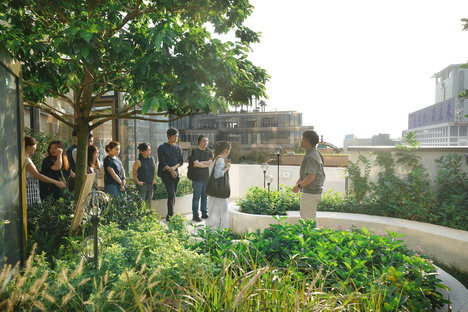 Nature Discovery Park di LAAB Architects a Hong Kong