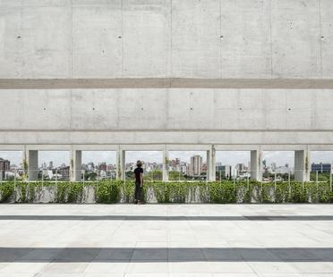 Josep Ferrando Architecture, edificio Sáenz Valiente, UTDT Buenos Aires
