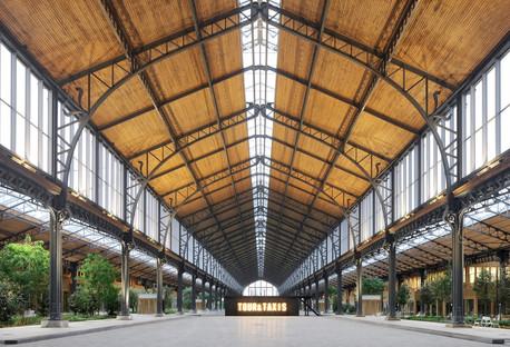 Gare Maritime di Neutelings Riedijk Architects, una trasformazione sostenibile