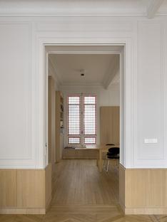 Gitai Architects firma una ristrutturazione sostenibile a Parigi
