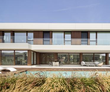 Panoramic House dello studio di architettura ON-A