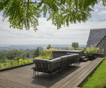 Clarke Terrace di MYTO design d'espaces vivants