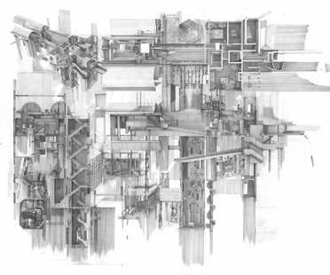 I vincitori di The Architecture Drawing Prize 2020