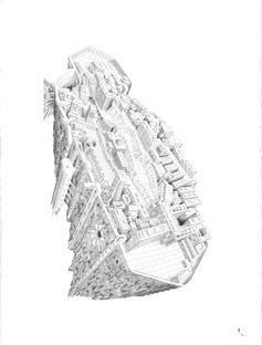 I vincitori di The Architecture Drawing Prize 2020