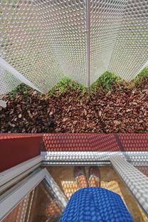Rifugio urbano di Francesca Perani, creatività a footprint ridotto