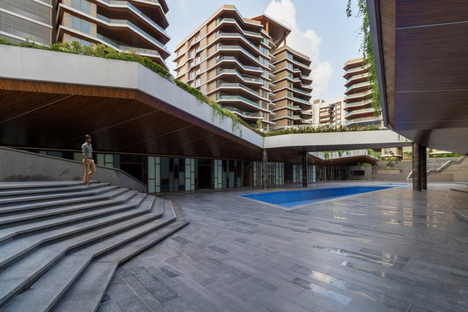 Sanjay Puri Architects EXCELLENSEAA 126 per Happy Homes