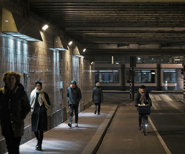 Camminare al chiaro, Het Licht van Jan di Matthias Oostrik