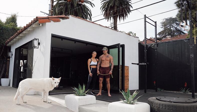 Wellington Gym di Inflexion Builds