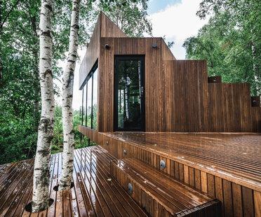 b210 e il micro-hotel Nature Villa per Maidla Nature Resort