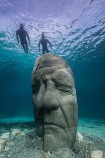 Il museo subacqueo a Cannes di Jason de Caires Taylor