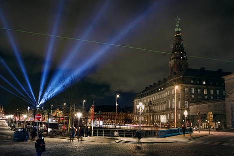 Seconda edizione del Copenhagen Light Festival