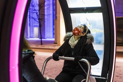 Luminothérapie a Montreal è a prova di pandemia