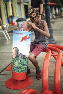 Giocare in città, interventi di The Urban Conga