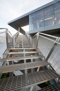 McGill University, nuova centrale elettrica di Les architectes FABG