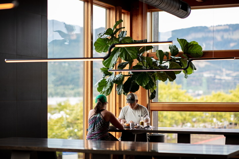 Skylab crea Outpost, una struttura sostenibile in Oregon