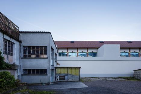 Alpex, come realizzare un centro culturale da una preesistenza