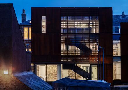 Faithlie Centre, trasformazione di Moxon Architects a Fraserburgh, UK