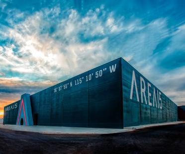 Area15, centro commerciale esperienziale immersivo a Las Vegas