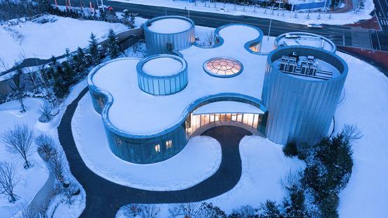 Yantai Experience Centre di MDO