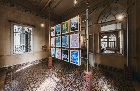 Mostra Everyone is the creator of one's own faith di AD Leb a Beirut