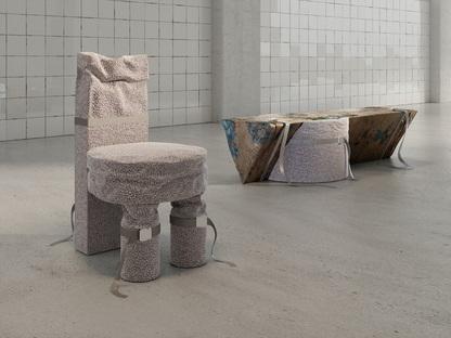 Richard Yasmine, Flowing Fragments e Size Matters a Milano Design City 2021