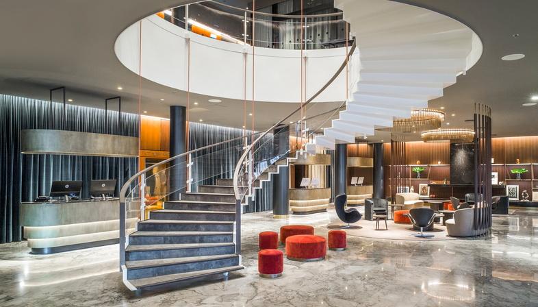 Mostra per i 60 anni del SAS Royal Hotel di Arne Jacobsen