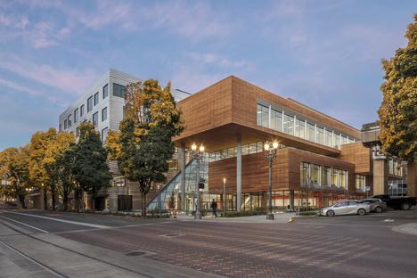SRG Partnership con Behnisch Architekten realizza il Karl Miller Center