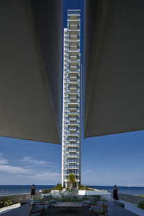 Amura Tower di Open Arquitectura a Veracruz