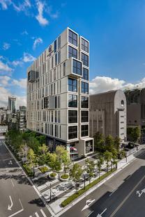 Un nuovo albergo a Taipei firmato dallo studio Cheng Chung Design CCD