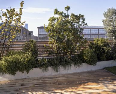 Green Pea a Torino, sostenibilità a tutto tondo