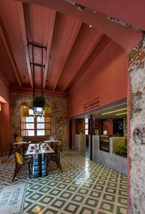 Caffè e storia locale, Casa Zaragoza di Arquetipo