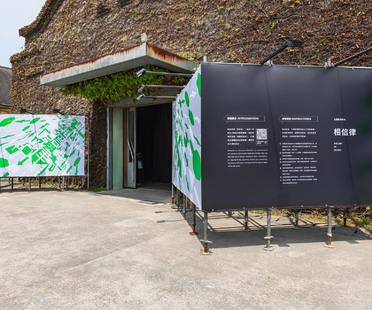 Installazione The Law of Beliefs alla Creative Expo Taiwan 2021