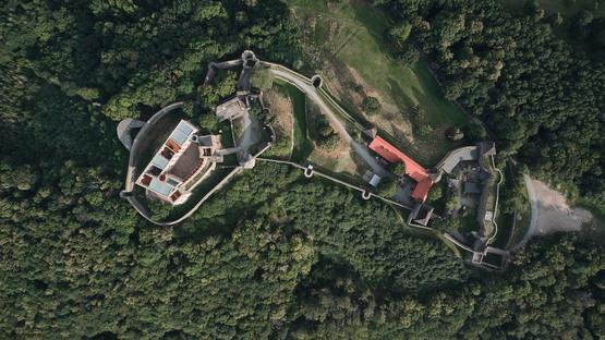 atelier-r restaura un castello in Repubblica Ceca