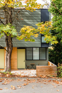 Tsuga Townhomes di Wittman Estes riceve l'AIA National Housing Award 2021