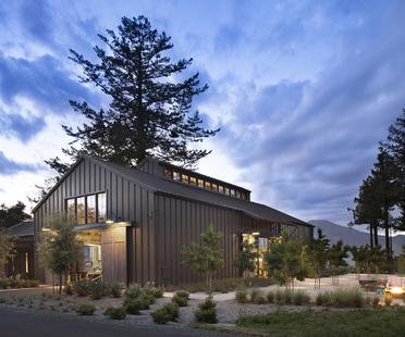 Theorem Winery di Richard Beard Architects