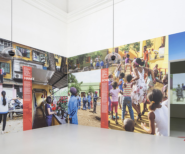 Communities at Work, Padiglione Francia alla 17a Biennale di Architettura
