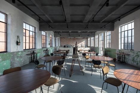 Da vecchia fabbrica a centro giovanile, REDe Architects e Moguang Studio