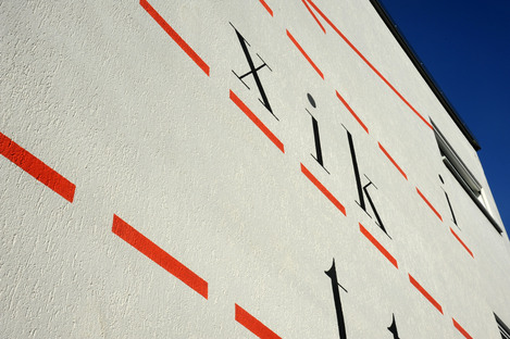 Murales per Ivrea, patrimonio UNESCO come città industriale del XX secolo