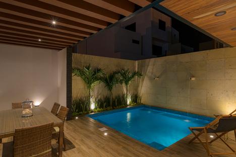 Schermata ma aperta al dialogo, Casa-7 di Taller64Arquitectos