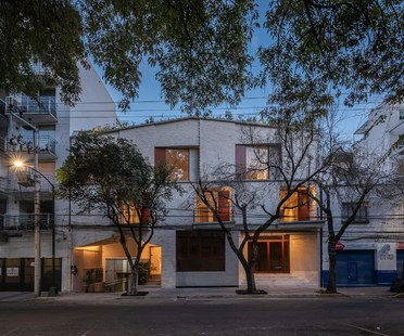 Jardin Escandón di CPDA Arquitectos connette architettura e natura