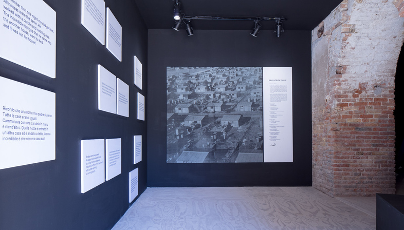 Testimonial Spaces, il padiglione cileno alla Biennale di Venezia 2021