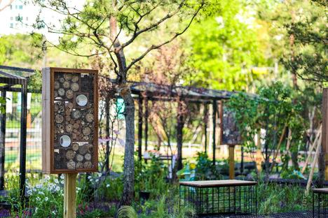 Empathy Park di studio audal al Seoul International Garden Festival