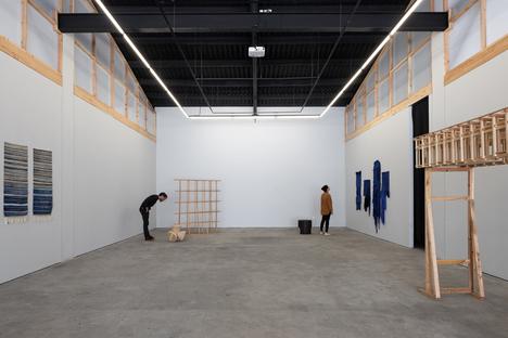 Mezzo Atelier trasforma un ex-magazzino in centro culturale