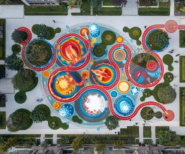 100architects realizza The Nest a Chengdu
