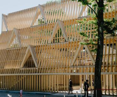 American Framing, il Padiglione USA alla 17a Biennale Architettura