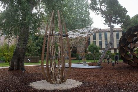 Il primo cerchio del paradiso di Bjørnådal Arkitektstudio alla Biennale di Venezia