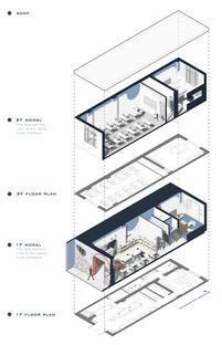 Architettura che aiuta, Snail Baby Growth Center di TOWODesign